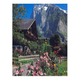Grindelwald Postcard