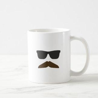 Gringo Moustache Coffee Mug