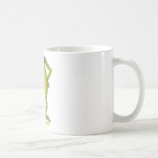 gringo with no head coffee mug