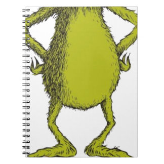 gringo with no head notebooks