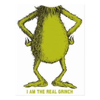gringo with no head postcard