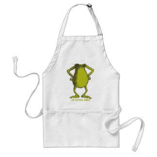 gringo with no head standard apron
