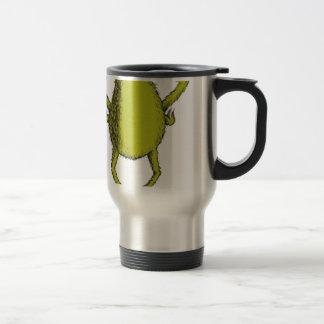 gringo with no head travel mug