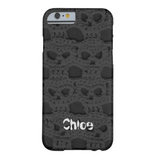 Grinning Skulls Barely There iPhone 6 Case