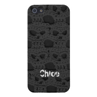 Grinning Skulls iPhone 5 Cover