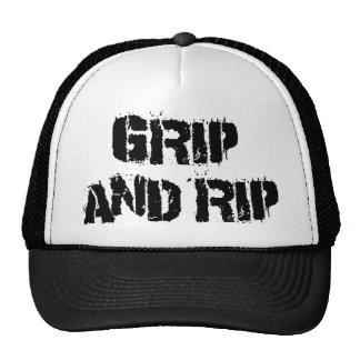 Grip & Rip Armwrestling Cap