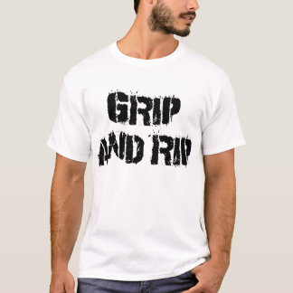 Grip & Rip Armwrestling T-Shirt