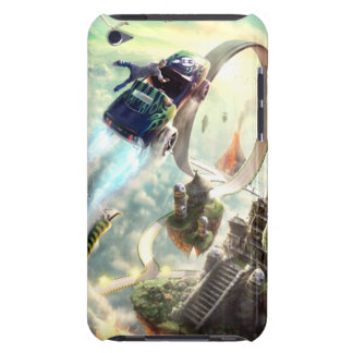 GripShift iPod Touch Speck Case Barely There iPod Cover