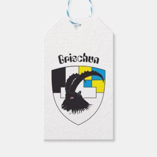 Grischun Svizra gift supporter Gift Tags