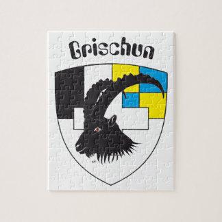 Grischun Svizra puzzle