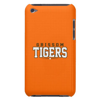 Grissom High School; Tigers iPod Touch Case