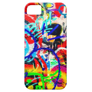 Gritty Crazy Graffiti iPhone 5 Case