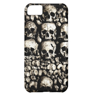 Gritty skulls iPhone 5C Case