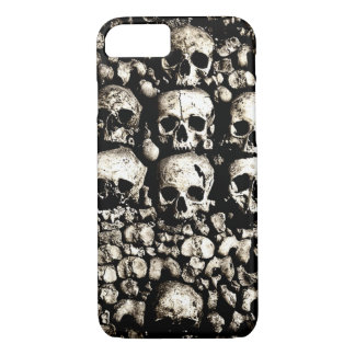 Gritty Skulls iPhone 7 Case