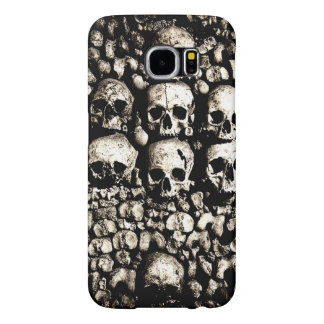 Gritty Skulls Samsung Galaxy S6 Case