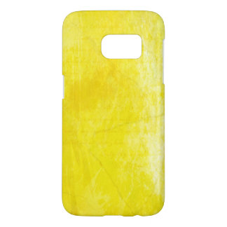 Gritty Yellow Watercolor