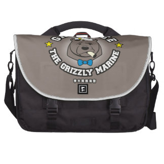 Grizz Lee - The Marine Commuter Bag