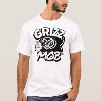 Grizz Mob - Black Logo T-Shirt