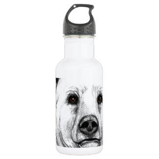 Grizzly Bear 532 Ml Water Bottle
