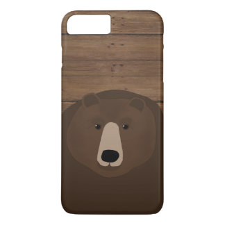 Grizzly Bear Apple iPhone 7 Plus, iPhone 8 Plus/7 Plus Case