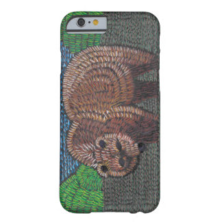 Grizzly Bear Barely There iPhone 6 Case
