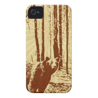 Grizzly Bear Blackberry Case