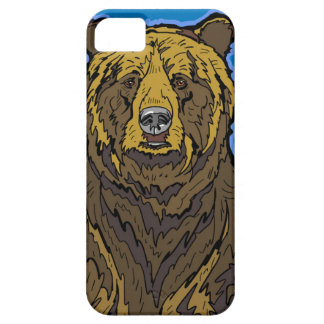 Grizzly Bear Case For The iPhone 5