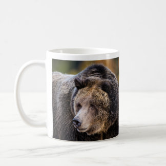 Grizzly Bear Coffee Mug