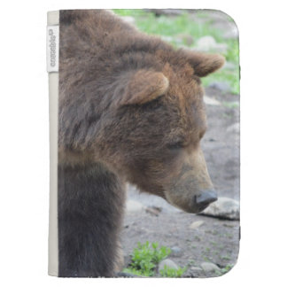 Grizzly Bear Kindle Keyboard Covers