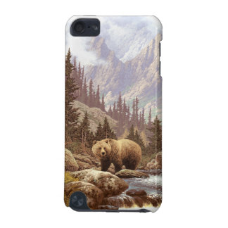 Grizzly Bear Landscape iPod Touch 5G Case
