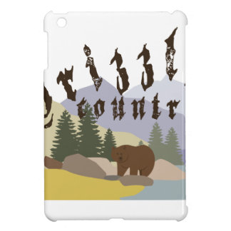 Grizzly Country Case For The iPad Mini