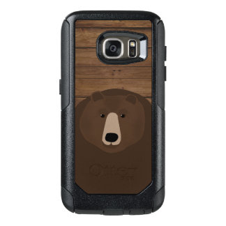 Grizzly Custom OtterBox Samsung Galaxy S7 Case