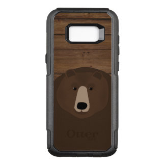 Grizzly Custom OtterBox Samsung Galaxy S8 Case