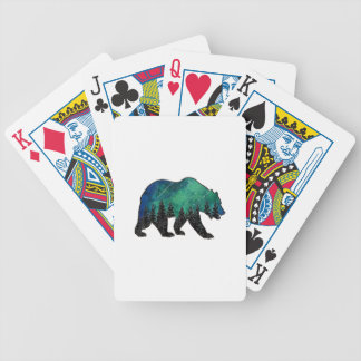 Grizzly Domain Bicycle Playing Cards