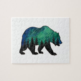 Grizzly Domain Jigsaw Puzzle