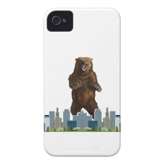 Grizzly Launch iPhone 4 Case-Mate Cases
