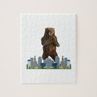 Grizzly Launch Jigsaw Puzzle