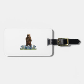 Grizzly Launch Luggage Tag