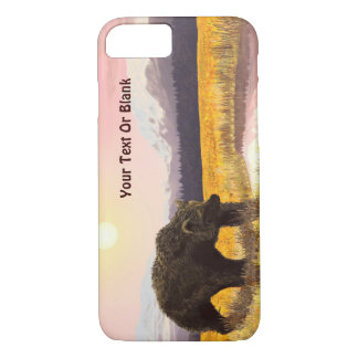 Grizzly Pond iPhone 7 Case