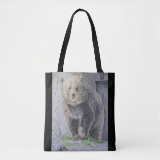 Grizzly Tote