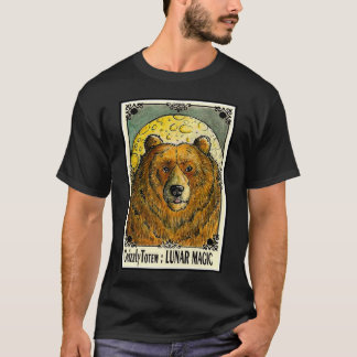 Grizzly Totem Lunar Magic T-Shirt