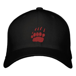 Grizzly Wines Embroidered Hat