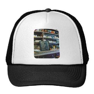 Groceries in General Store Trucker Hat
