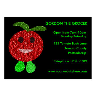 Grocery Business Card