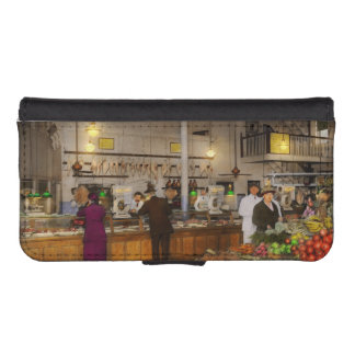 Grocery - Butcher - Sale on pork today 1920 iPhone SE/5/5s Wallet Case