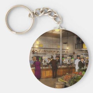 Grocery - Butcher - Sale on pork today 1920 Key Ring