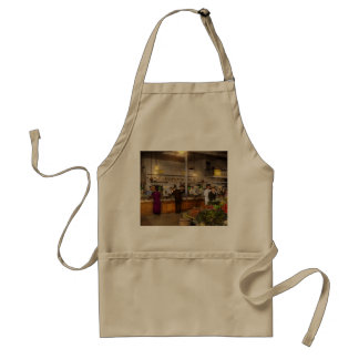 Grocery - Butcher - Sale on pork today 1920 Standard Apron
