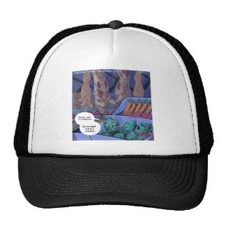 Grocery Graveyards Vegan Funny Trucker Hat