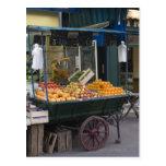 Grocery in Paris 3 Postcard