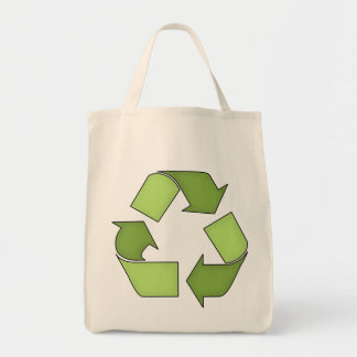 Grocery Shopping Tote-Go Green Environment Grocery Tote Bag